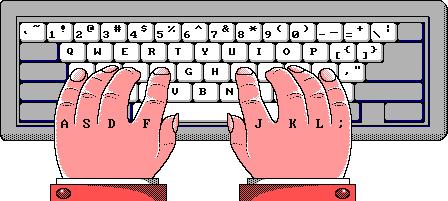 五笔打字速成方法 - 江门办公软件电脑操作培训word